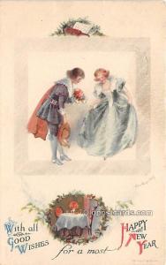 Holiday Postcards 1918