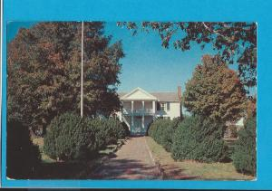 Post Card Sam Davis House Smyrna, Tennessee,  # 183