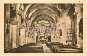 Postcard Old Chapel 4 the Carmelites of Lisieux