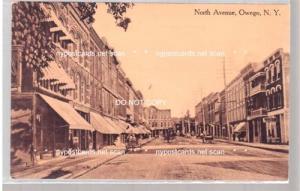 North Avenue, Owego NY