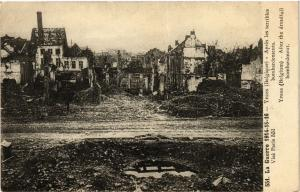 CPA Militaire, Ypres - Apres les terribles (361689)