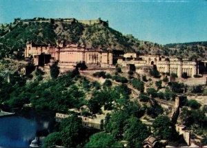 India Jaipur Amber Fort & Palace