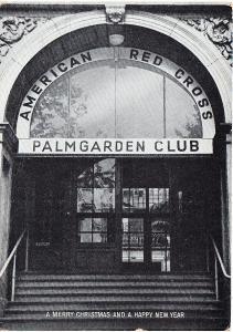 American Red Cross - Palmgarden Club - Paris 1945