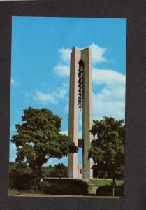 OH Deeds Carillon Park Tower  DAYTON OHIO POSTCARD