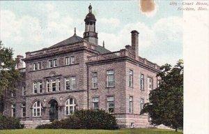 Court House Brockton Massachusetts