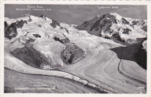 RP, Panorama, Zermatt Von Gornergrat, ZERMATT (Valais), Switzerland, 1920-1940s
