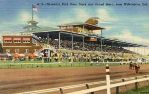 DE - Wilmington. Delaware Park Race Track