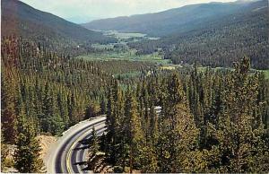 Kawuneeche Valley Rocky Mountain National Park, Colorado CO