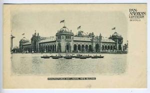 Pan-American Expo Liberal Arts Building Postcard
