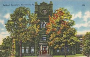Pennsylvania Bloomsburg Caldwell Consistory