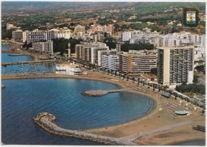 MARBELLA, Costa del Sol, Spain, used Postcard