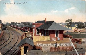 The Station in Greenport, L.I., New York