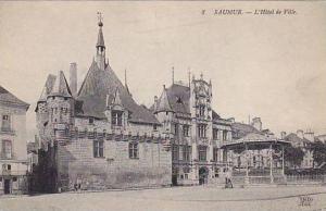 L'Hotel De Ville, Saumur (Maine Et Loire), France, 1900-1910s
