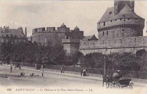 Saint Malo (Ille et Vilaine), France, 00-10s ; Le Chjateau