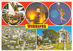 Canada Multi View Winnipeg Manitoba