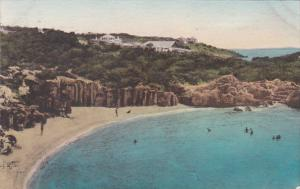 Bermuda St George The New St George Hotel Private Bathing Beach 1937