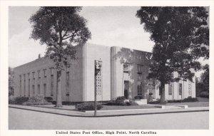 HIGH POINT , North Carolina , 1930s ; Post Office