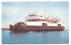 Ferry M.V.Lord Selkirk , Charlottetown , Prince Edward Island, Canada , 40-60s