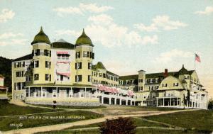 NH - Jefferson. Waumbec Hotel