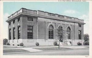 Iowa Shenandoah U S Post Office