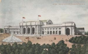 Union Station - Railroad Depot, Washington, DC - DB
