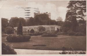 Nottingham Mongolia House Wollaton Hall Antique Postcard