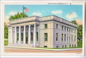 Post Office, Oneonta NY