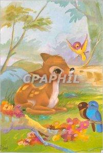 Postcard Modern Disney Bambi