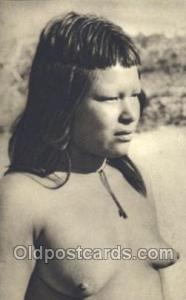 Nude Nudes Postcard Postcards  Brail