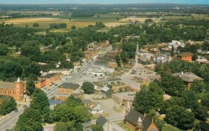 STAYNER , Ontario, Canada, 40-60s; Aerial View