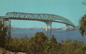 Isiah D. Hart Bridge Jacksonville, Florida