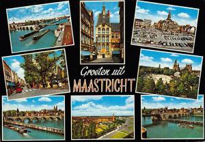Netherlands Groeten uit Maastricht multiviews