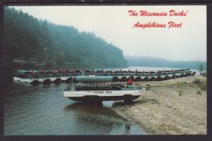 Wisconsin Ducks Amphibious Fleet,Wisconsin Dells,WI