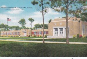Mississippi Pascagoula South Pascagoula Elementary School