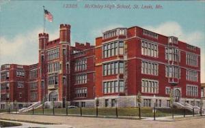 Missouri Saint Louis Mckinley High School 1913
