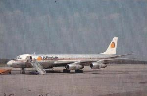 Affretair VP WMJ Douglas DC 8 55 F