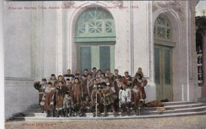 Washington Seattle Siberian Eskimo Tribe Alaska-Yukon-Pacific Expo 1909 sk2621