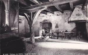 RP, Corps De Garde, Château de Chillon, Switzerland, 1920-1940s