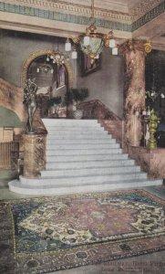LONG BEACH , California , 00-10s ; Hotel Virginia Staircase