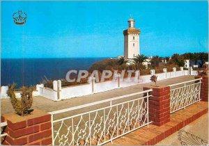 Postcard Modern Tangier Cabo Espartel Cape Espartel