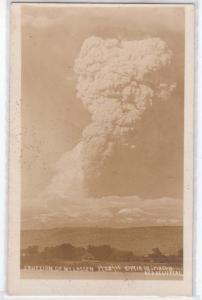 Volcano - Mt Lassen 1915