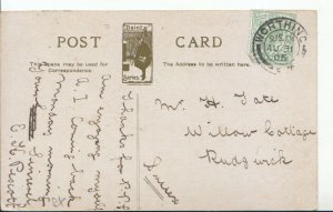 Genealogy Postcard - Tate - Willow Cottage - Rudgwick - Sussex - 3157A