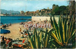 Old Postcard REFLECTIONS OF THE RIVIERA-CANNES