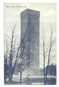 1920's Water Tower, Fort Thomas, Kentucky