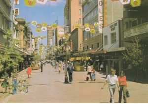 ADELAIDE , Australia , 1977 ; Rundle Mall