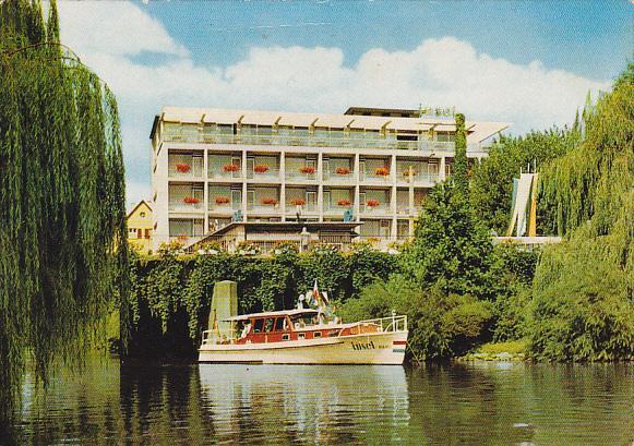 Insel Hotel & Restaurant Heilbronn An Der Neckar Germany