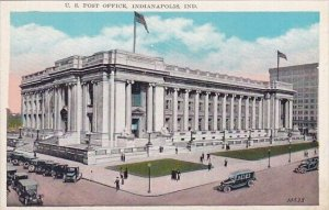 U S Post Office Indianapolis Indiana