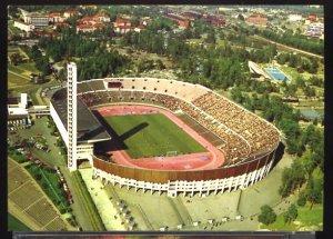 1952 Summer Olympics Helsinki Olympic Stadium in Color