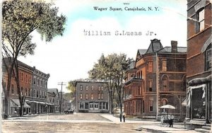 Wagner Square Canajoharie, New York