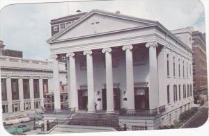 Stately Christ Church, Savannah, Georgia, United States, 40´s-60´s